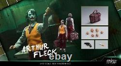 The Patriot Studio 1/12 The Joker Arthur Fleck Male Joker Figure Normal Ver