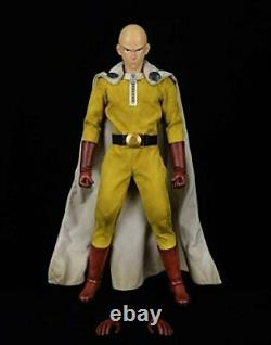 ThreeZero One Punch Man Saitama (Season 2 Ver) 1 6 Scale Action Figure STANDARD