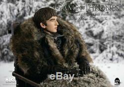 Threezero HBO GOT The Game of Thrones Bran Stark Broken 1/6 Figure Deluxe Ver