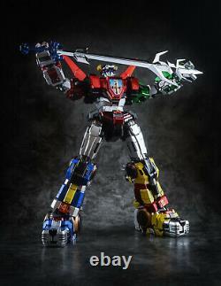 Titan Power TP-01 Golion Beast Lion King Golion Chogokin Voltron New Chrome Ver