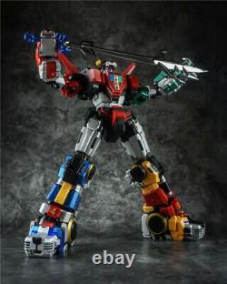 Titan Power TP-01 Golion Beast Lion King Golion Voltron Figure Metallic Ver