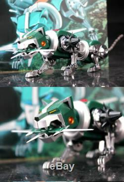 Transformation Fantasy Jewel Beast King GoLion Voltron 5in1 Figure NEW Ver