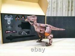 Transformer Masterpiece MP-41 Beast Wars Dinobot KO Ver figure US Seller