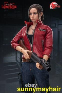UB-TOYS 1/6 The Locomotive Girl Claire Redfield Game Ver. Action Figure Model