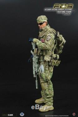 US Army FCS Future Combat Systems TF Ver 1/6th Scale Figure by Soldier Story