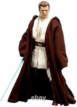 USED Order Of The Jedi Star Wars Obi-Wan Kenobi Padawan ver. 1/6 Scale Figure