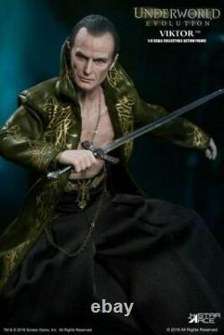 Underworld Evolution Vampire Viktor Star Ace Ver 1/6 Figure Sa0037d