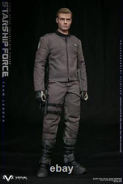 VTS TOYS VM037 1/6 Starship Troopers Force Team Leader Action Figure Stander Ver