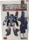 W. HMISB Transformers PE Perfect Effect PE-DX03 Warden (Fortress Maximus Vers)
