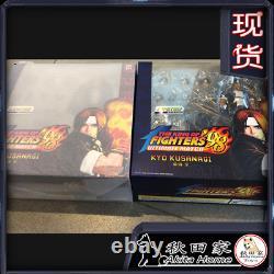 WF2019 Storm Toys 112 KOF 98 Kyo Kusanagi Grasshopper Blue Ver. Figure NEW