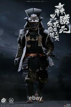 Warrior Benevolent Samurai POPTOYS 1/6 EX030B Japanese Deluxe Ver. Figure Presal