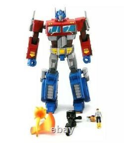 WeiJiang Transformers MPP10 Optimus Prime Oversized 2D Animation Ver. NEWUSA