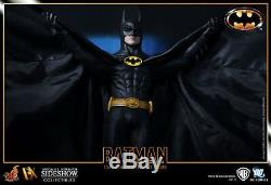 (us) Hot Toys 1/6 DC Batman Dx09 Bruce Wayne 1989 Ver Michael Keaton